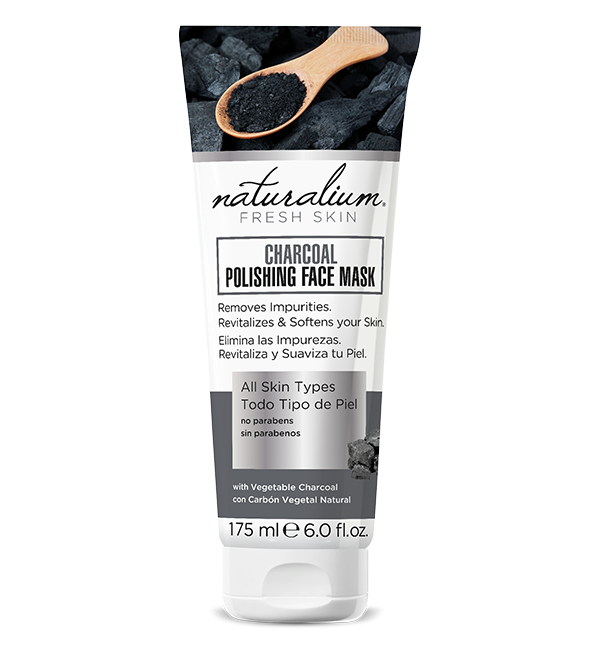 Exfoliante y Mascarilla facial Charcoal face mask