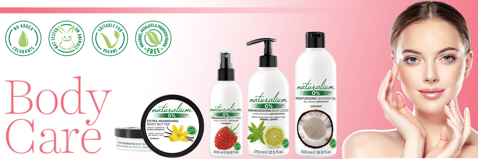 Body Care Naturalium